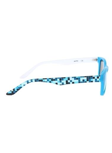 Sportive Gözlük Mavi